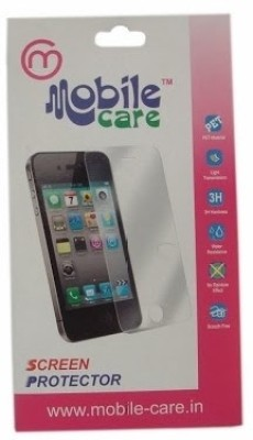 Mobile Care Screen Guard for Micromax A-117(Pack of 1)