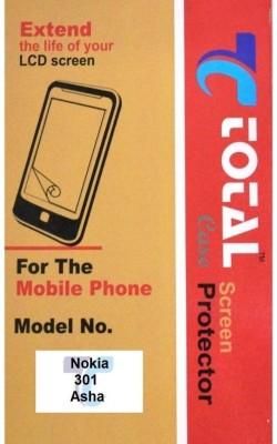 Total Care Screen Guard for Nokia Asha 301