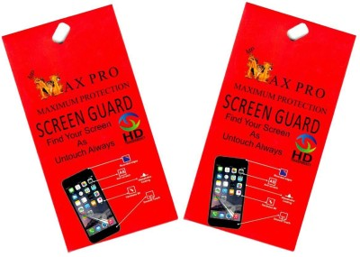 Maxpro Screen Guard for Diamond Screen Guard Xiaomi Redmi Note prime(Pack of 2)