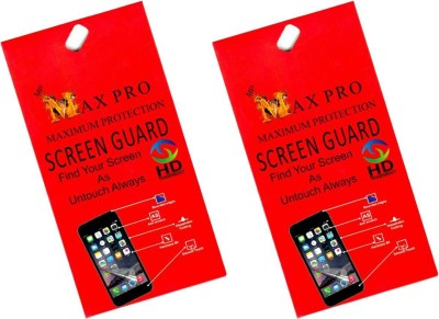 Maxpro Screen Guard for Karbonn A6 Turbo(Pack of 2)