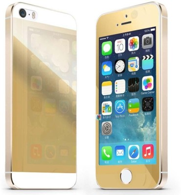 Crocus Tempered Glass Guard for Apple iPhone 5, 5S
