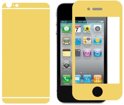 OMS ZONE Front and Back Screen Guard for Apple iphone 5 & 5S