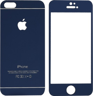 GadgetM Front and Back Screen Guard for Apple iPhone 5s(Pack of 1)