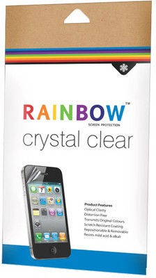 "Rainbow Front and Back Screen Guard for Apple iPhone 6 Plus 5.5"" Front & Back(Pack of 1)"