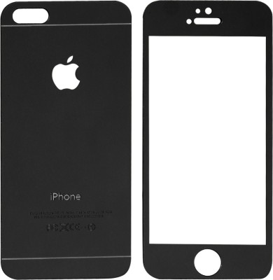 GadgetM Front and Back Screen Guard for Apple iPhone 5s