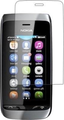 Fonokase Back Cover for Nokia C3-01 (Black)