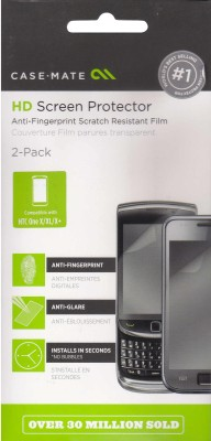 Case-Mate Screen Guard for HTC One X / XL / X+
