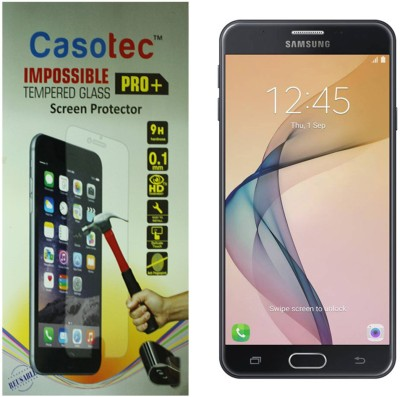 Casotec Impossible Screen Guard for Samsung Galaxy J5 Prime