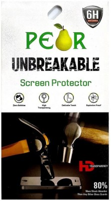 Pear Impossible Screen Guard for Micromax X-501(Pack of 1)