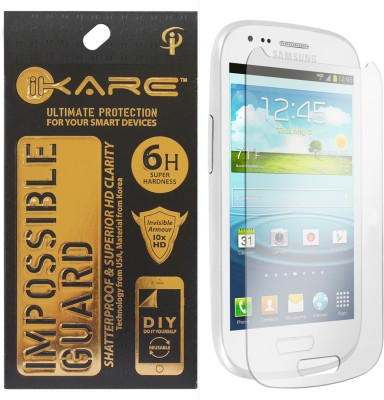 iKare Impossible Screen Guard for Samsung Galaxy S3 i9300(Pack of 1)