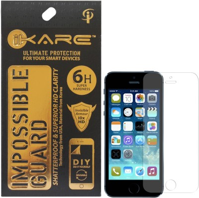 iKare Impossible Screen Guard for Apple iPhone 5, Apple iPhone 5s(Pack of 1)
