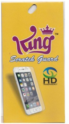 King Screen Guard for Diamond Screen Guard Karbonn A6 Turbo(Pack of 1)