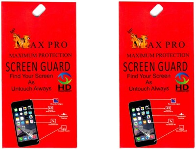 Maxpro Screen Guard for Diamond Screen Guard HTC Desire 10 Pro(Pack of 2)