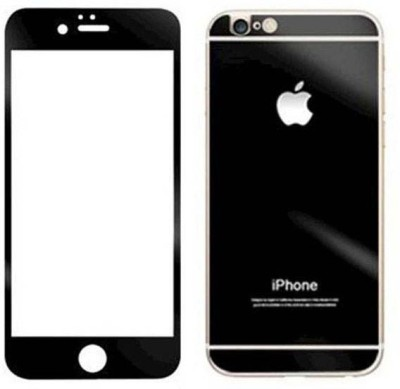 MudShi Front and Back Screen Guard for Apple iPhone 4s(Pack of 1)