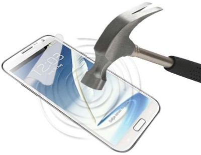 Pear Impossible Screen Guard for Samsung Note-2/N-7100(Pack of 2)