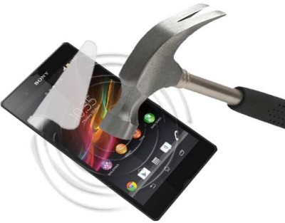 TRUSTA Impossible Screen Guard for Sony Xperia miro(Pack of 1)