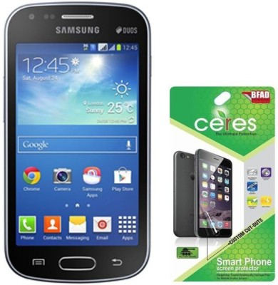 Kart4Smart Tempered Glass Guard for Samsung Galaxy S Duos 2