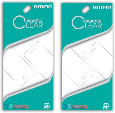 AMFIN Screen Guard for Mi Redmi Note 4(Pack of 2)