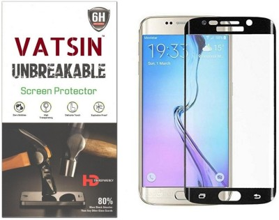 Vatsin Screen Guard for Samsung Galaxy S6 Edge(Pack of 1)
