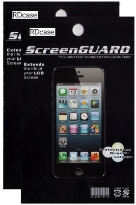 RDcase Screen Guard for Micromax A114 Canvas 2.2(Pack of 2)