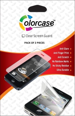 Colorcase Screen Guard for Samsung Galaxy Music Duos S6012(Pack of 2)