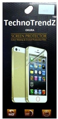 Techno TrendZ Scratch Protector Clear Finish 19 Screen Guard for Gionee M2