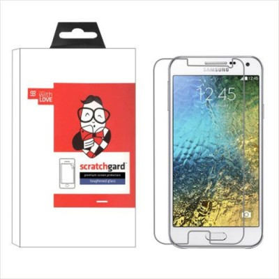 Scratchgard Tempered Glass Guard for Samsung Galaxy E5 E500