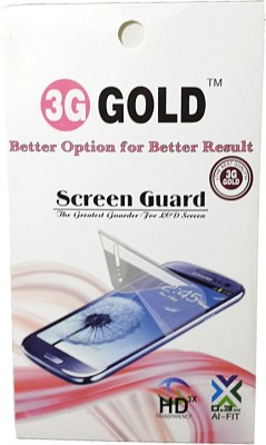 3G Gold Screen Guard for Micromax Canvas Lite A92