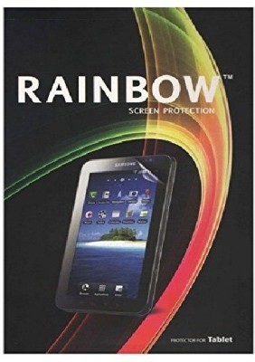 Rainbow Screen Guard for iBall Slide Brace X1 Mini(Pack of 1)