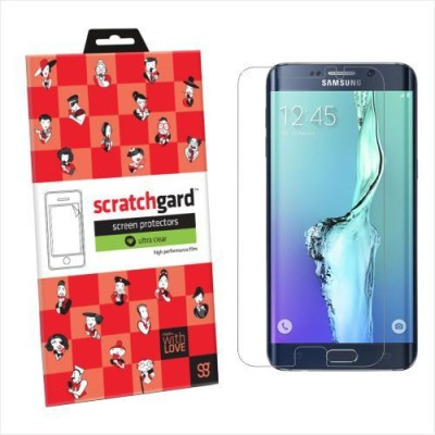 Scratchgard Screen Guard for Samsung Galaxy S6 edge+ SM-G928G (Front & Back)(Pack of 2)