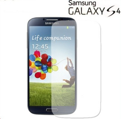 Global Gifts Screen Guard for Samsung Galaxy S4(Pack of 1)