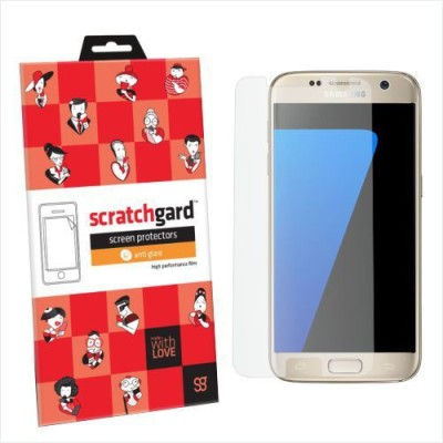 Scratchgard Screen Guard for Samsung Galaxy S7 (G930) (Front & Back)(Pack of 2)