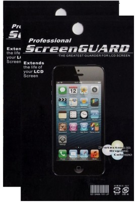 Professional Screen Guard for Micromax A102 Canvas Doodle 3(Pack of 2)