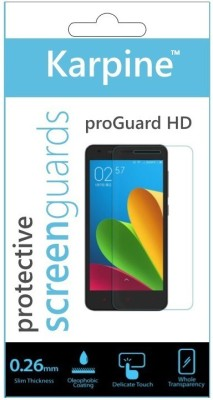 King Screen Guard for Diamond Screen Guard Intex Aqua Power HD(Pack of 1)