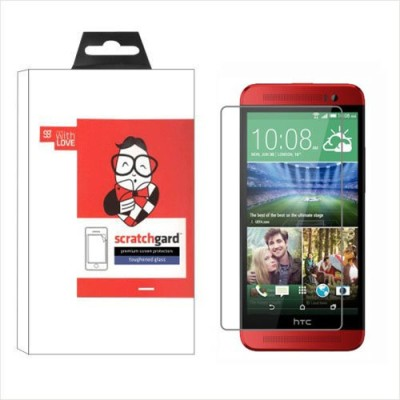 Scratchgard Tempered Glass Guard for HTC One E8