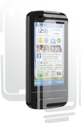Clear-Coat Scratch Protection Screen Guard for Nokia C6