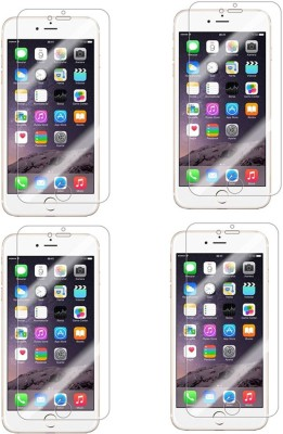 Mocell Screen Guard for Apple Iphone 6(Pack of 4)