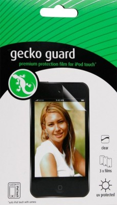 Gecko Screen Guard for ipod Touch(Pack of 3)