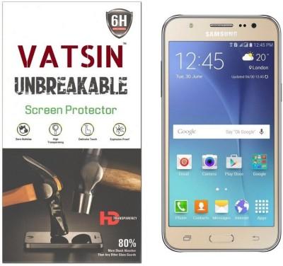 Vatsin Screen Guard for Samsung Galaxy J5 - 6 (New 2016 Edition)(Pack of 1)