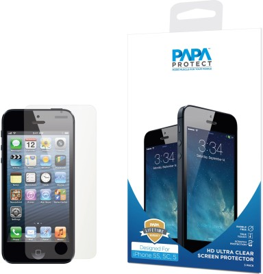 Case Creation Screen Guard for Apple iPhone 5C