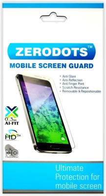 Zerodots Screen Guard for VIVO X5(Pack of 1)