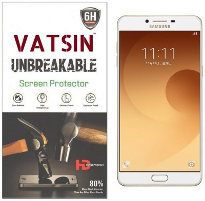 Vatsin Impossible Screen Guard for Samsung Galaxy C9 Pro(Pack of 1)