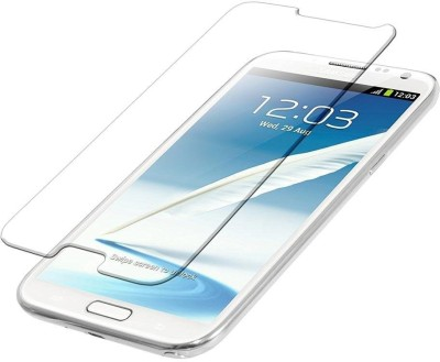 Corcepts Tempered Glass Guard for Samsung Galaxy Note 2 GT-N7100(Pack of 1)