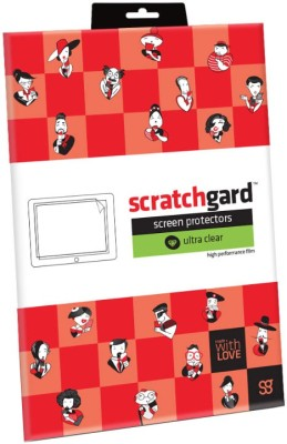 Scratchgard Screen Guard for iBall Slide 3G Q7218(Pack of 2)