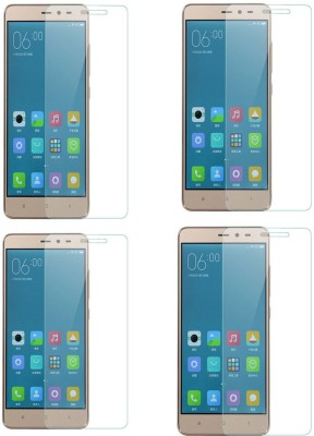 Mocell Tempered Glass Guard for Lenovo K6 Power(Pack of 4) at flipkart