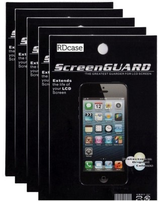 RDcase Screen Guard for HTC Desire 326G dual sim(Pack of 5)
