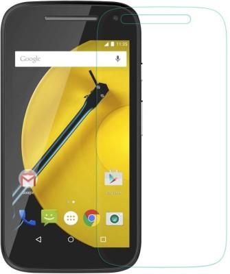 Johra Screen Guard for Motorola Moto E (2nd Gen) 4G(Pack of 3)