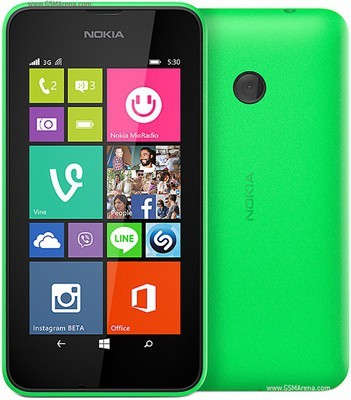 Puri Enterprises Screen Guard for Nokia Lumia 530(Pack of 1)