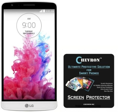 Chevron Screen Guard for LG G3 Stylus Dual D690