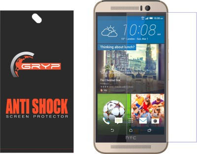 GRYP Screen Guard for HTC One M9(Pack of 1)
